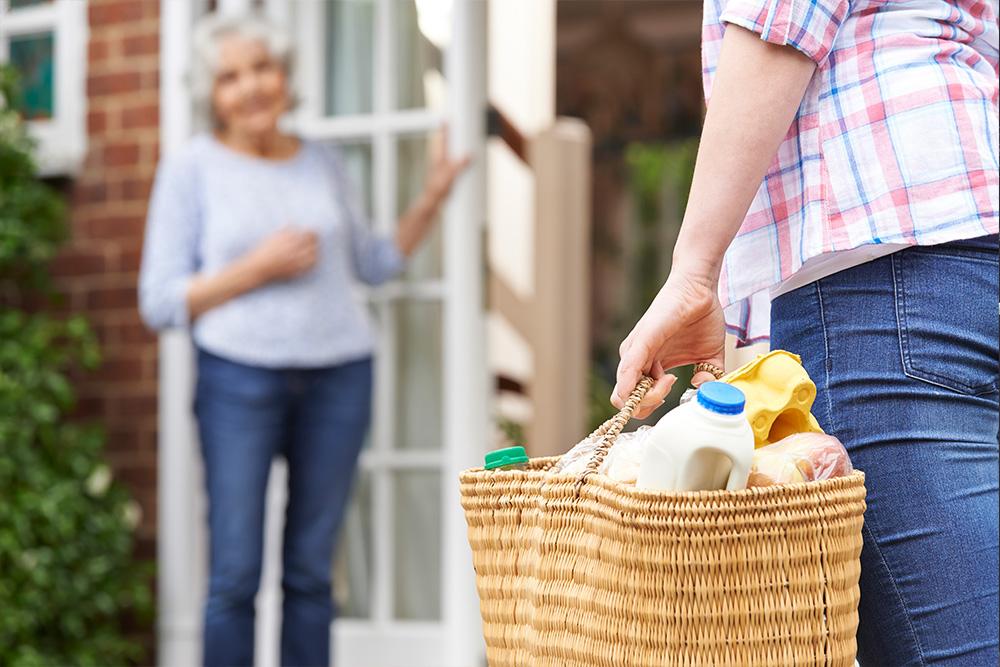 Aril service pour les professionnels dans les particuliers - Aril accompagne les personnes dependantes